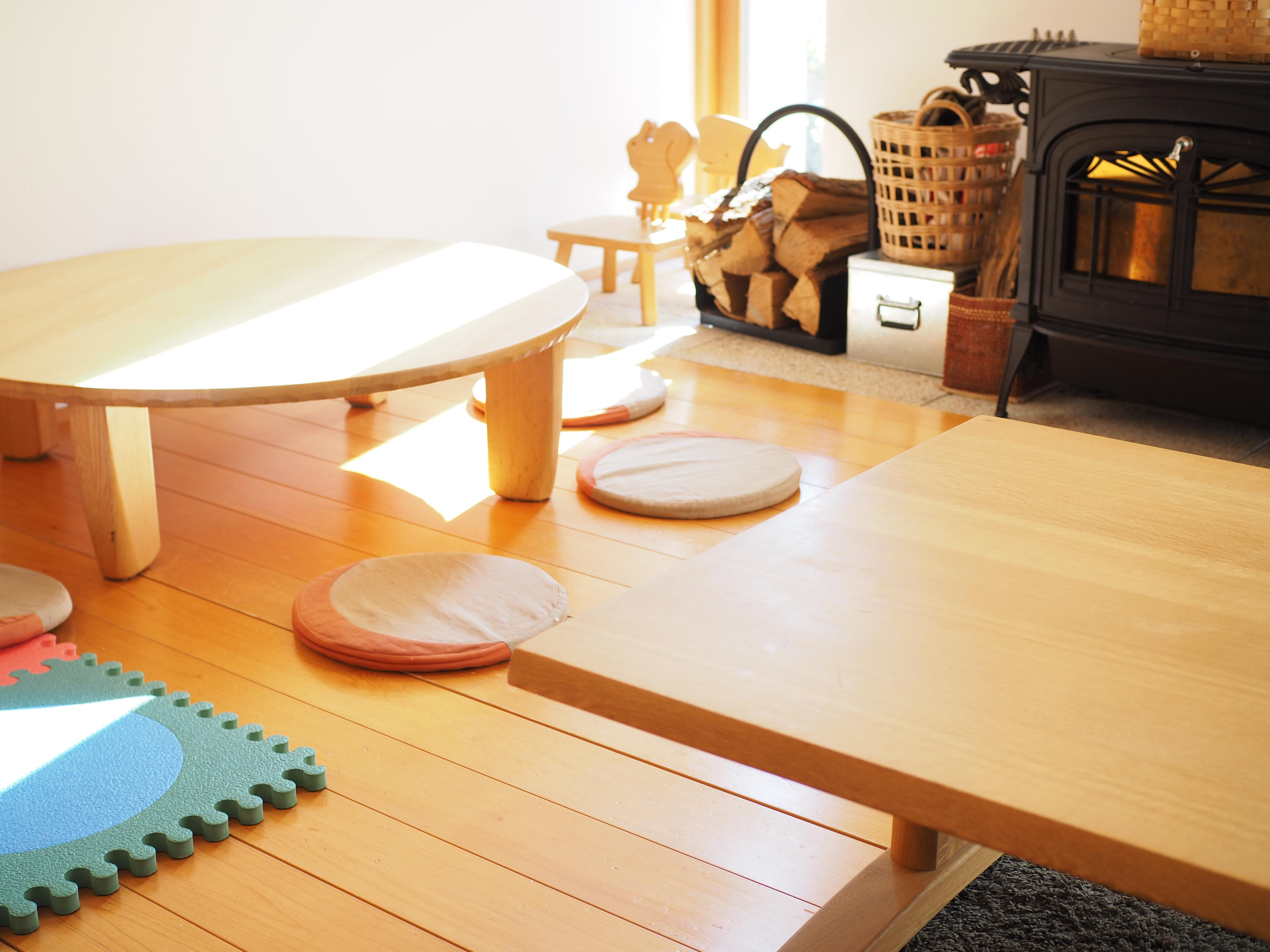 岐阜でランチ,モーニングなら、岐阜市東鶉のカフェ、hidamari Cafe(ひだまりカフェ)のレンタル座卓スペース