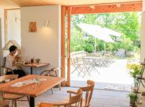 岐阜のカフェ、Hidamari cafe(ひだまりカフェ)の席写真