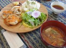 岐阜市のカフェで渡辺ひさこさんの重ね煮教室開催!